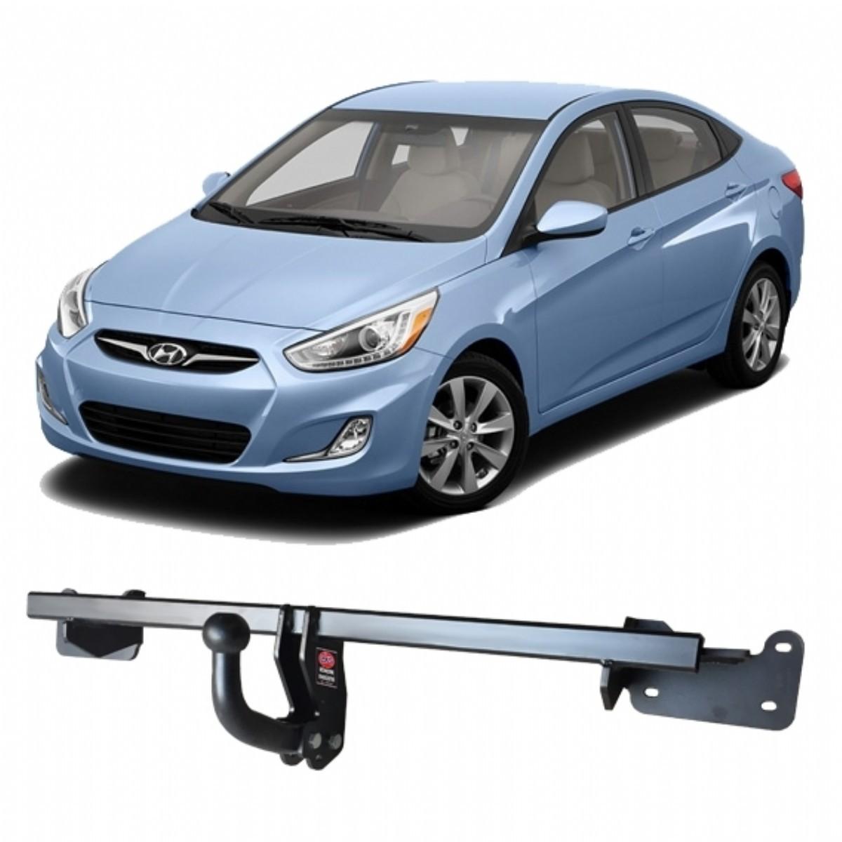 Hyundai Accent Blue çeki Demiri 2012 Yılı Ve Sonrası Modeller